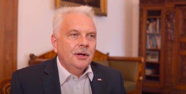 Waldemar Kraska / YouTube:  Ministerstwo Zdrowia