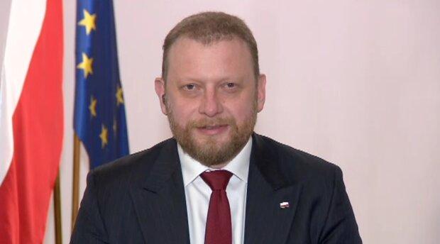 Łukasz Szumowski. Źródło: Twitter