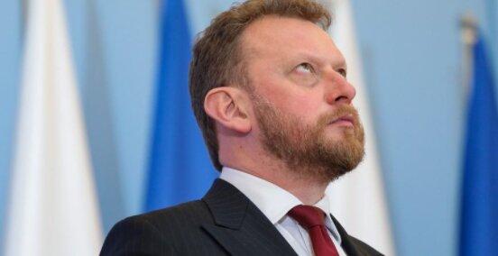 Łukasz Szumowski. Źródło: wyborcza.pl