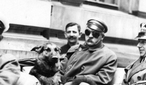 Marszałek Józef Piłsudski, screen: Fakt.pl