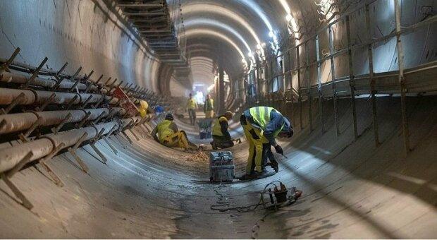 Budowa drugiej linii metra/ inzynieria.com