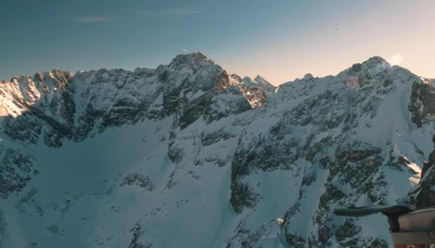 Tatry/ screen YT