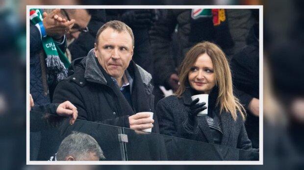 Jacek Kurski z żoną. Źródło: Youtube Plotki Rozrywka