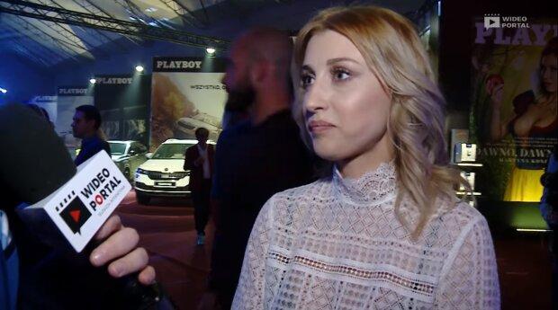 Justyna Żyła. Źródło: Youtube Wideoportal