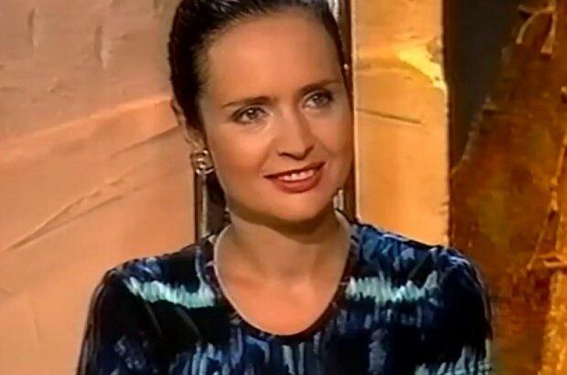 Jolanta Fajkowska/screen Youtube