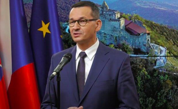 Premier Mateusz Morawiecki / YouTube: Kancelaria Premiera