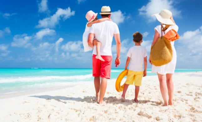 Sposób na rodzinne wakacje! / safariholidays.in