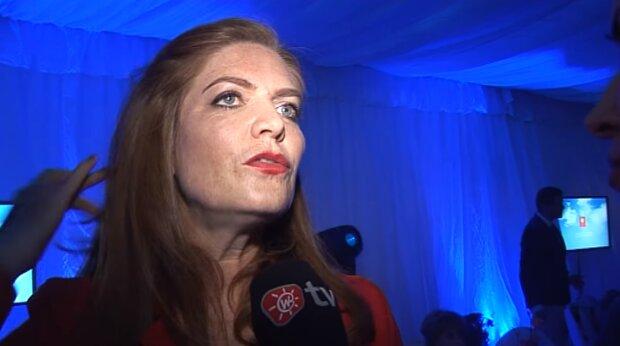 Katarzyna Dowbor. Źródło: Youtube Wirtualna Polska