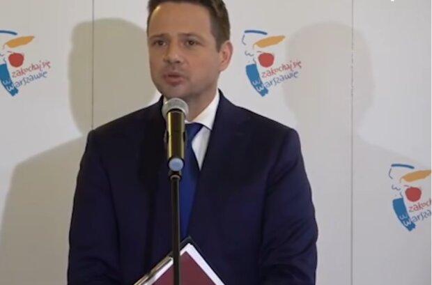 Rafał Trzaskowski/ YouTube: naTemat.pl