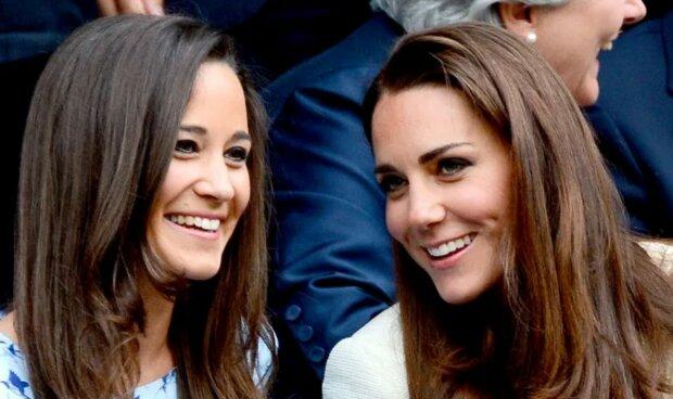 Pippa Middleton i księżna Kate/screen Youtube @People