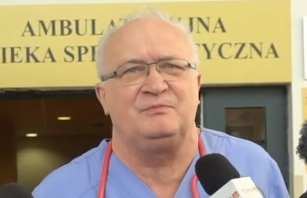 Profesor Krzysztof Simon/screen Youtube @Telewizja Echo24