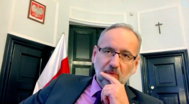 Minister zdrowia Adam Niedzielski / YouTube:  Sedno Sprawy Radia PLUS