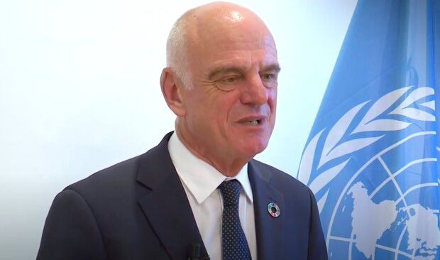 Dr David Nabarro / YouTube:  Food and Agriculture Organization of the United Nations
