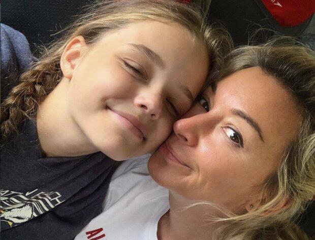 Martyna Wojciechowska z córką Marysią fot. Instagram