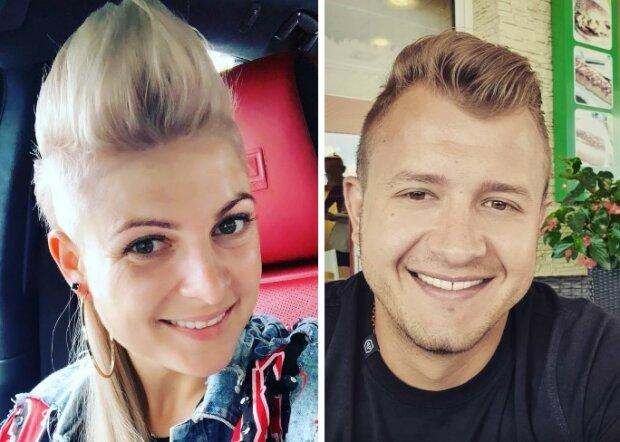Magda Narożna, Dawid Narożny/screen Instagram