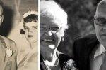 Ich małżeństwo przetrwało 68 lat, dotarli razem do ostatniego dnia. Ten scenariusz napisało życie. Niebywałe