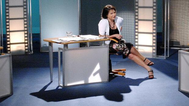 Elżbieta Jaworowicz: A jej nogi rosną i rosną…