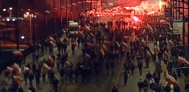 Marsz Niepodległości/ YouTube: Radio Maryja