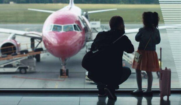 Zakaz lotów/screen Youtube @WroclawAirport