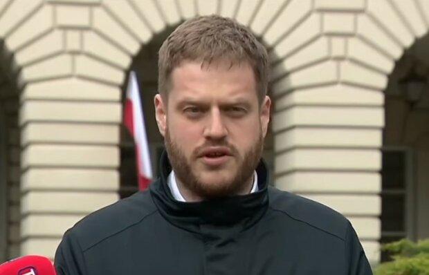 Janusz Cieszyński/screen YouTube TVP Info