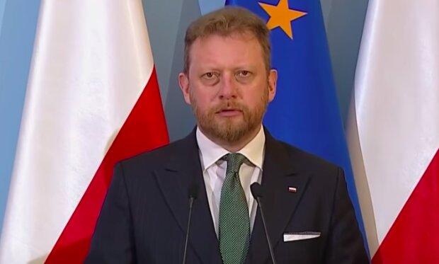 Łukasz Szumowski / YouTube:  TVP Info