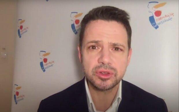 Rafał Trzaskowski / YouTube:  polsatnews.pl