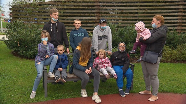 Matka dziewięciorga dzieci/Facebook @Interwencja Telewizja Polsat
