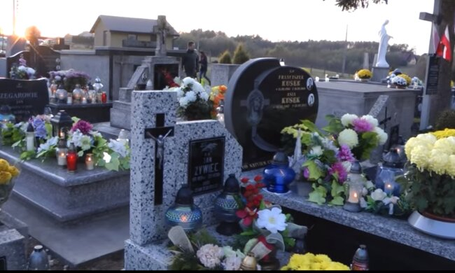Cmentarz/ YouTube @szynwaldpl