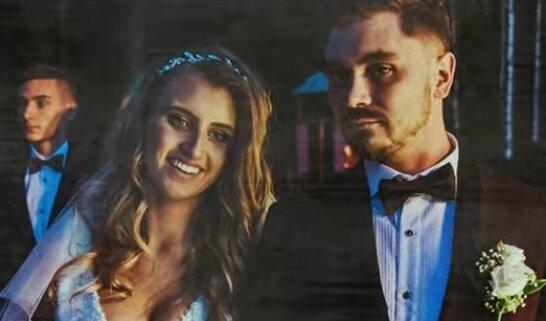 Ewelina i Daniel Martyniuk. Źródło: Youtube