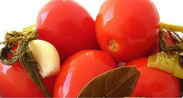 Marynowane pomidory, screen Google