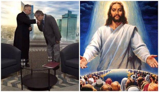 """""""Ucałowanie dłoni księdza to jest oddanie czci panu Bogu"""" . Te słowa księdza rozpoczęły gorącą dyskusję"""
