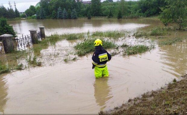 Małopolska: to jeszcze nie koniec powodzi. Nowe dane dla regionu