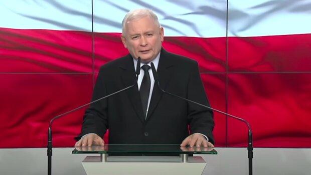 Jarosław Kaczyński / YouTube
