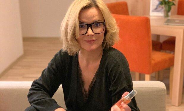 Monika Zamachowska. Screen: Instagram