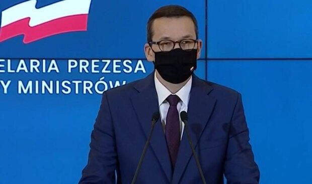 Premier Morawiecki podał decyzję o otwarciu biznesów. Nowe obostrzenia