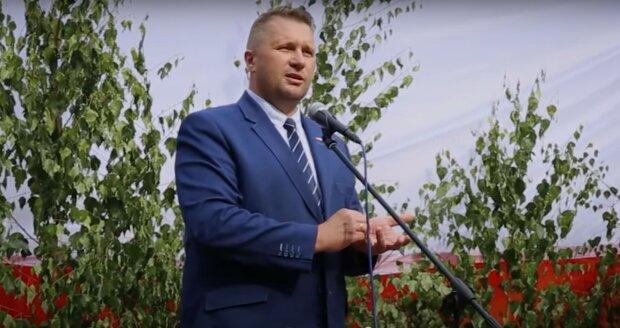 Przemysław Czarnek YouTube