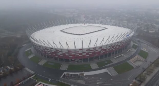 Stadion Narodowy. Źródło: Youtube