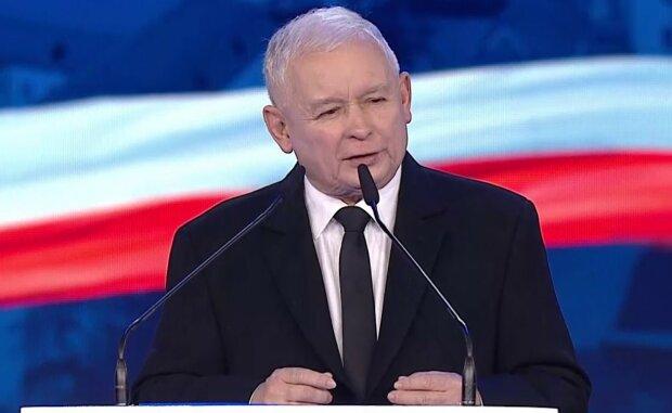 Jarosław Kaczyński/screen Youtube @Prawo i Sprawiedliwość