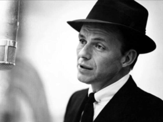 Frank Sinatra. Źródło: youtube.com