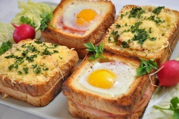 Oszałamiające kanapki śniadaniowe. Nie można się im oprzeć