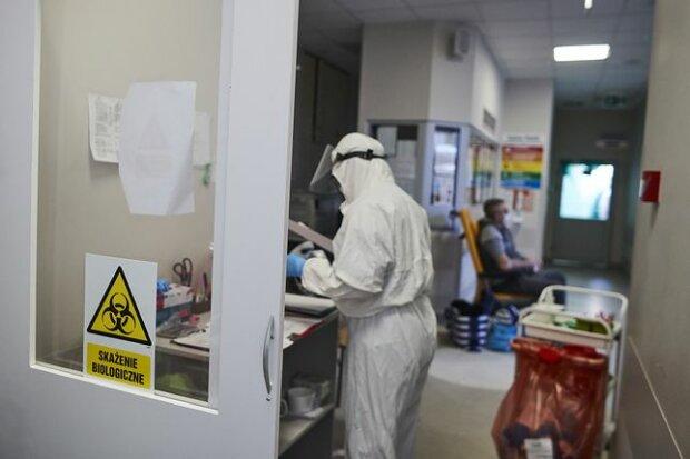 Koronawirus na Pomorzu.Nowy raport sanepidu. Niepokojące dane