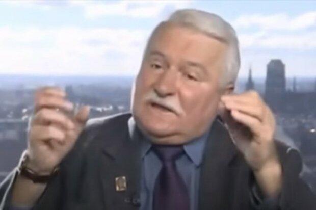 Lech Wałęsa/screen YouTube