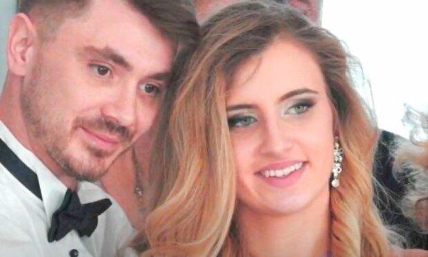 Daniel Martyniuk z żoną / YouTube