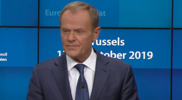 Donald Tusk / YouTube:  EURACTIV