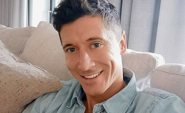 Robert Lewandowski/screen Instagram