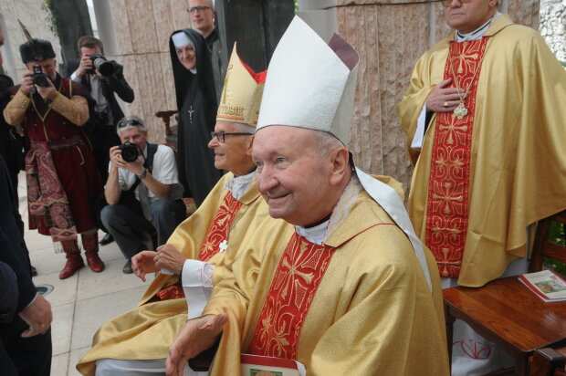 Kraków: trwa ostatnie pożegnanie związanego z krakowskimi środowiskami akademickimi kardynała Jaworskiego