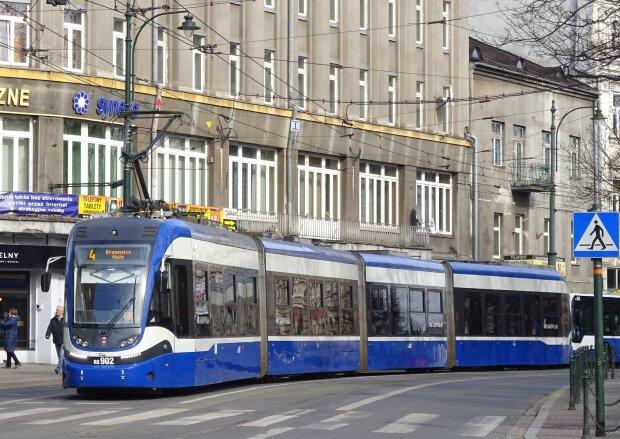 Zmiany na drogach w Krakowie. Zmieniony ruch tramwajów