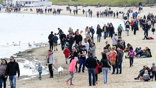 Plaża. Źródło: wp.pl