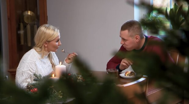 """Magda i Kuba z """"Rolnik szuka żony"""". Źródło: Youtube Rolnik szuka żony"""