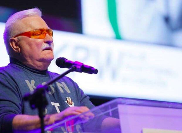 Prezydent Lech Wałęsa / Instagram @presidentwalesa